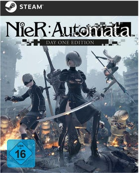 Square Enix NieR: Automata - Day One Edition (Download) (PC)