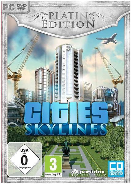 Cities: Skylines - Platin Edition (PC)
