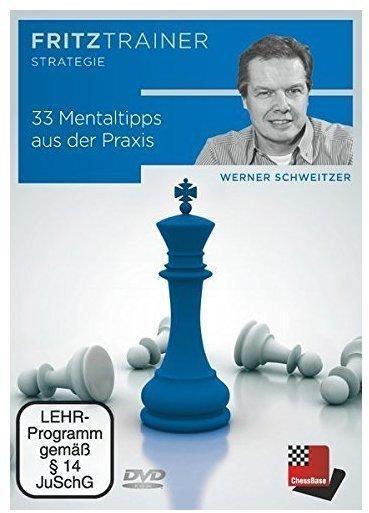 ChessBase 33 Mentaltipps aus der Praxis 1 DVD-ROM