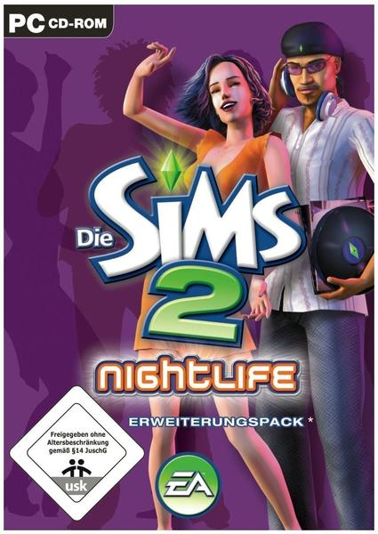 Die Sims 2: Nightlife (Add-On) (PC)