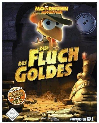 phenomedia Moorhuhn Adventure - Der Fluch deses