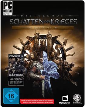 Mittelerde: Schatten des Krieges - Gold Edition (PC)