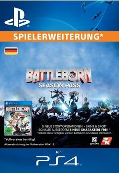 Battleborn: Season Pass (Add-On) (PS4)