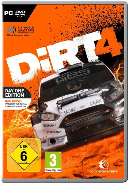 DiRT 4: Day One Edition (PC)