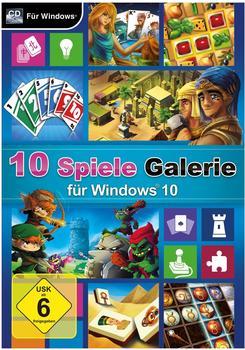 10 Spiele Galerie für Windows 10 (PC)