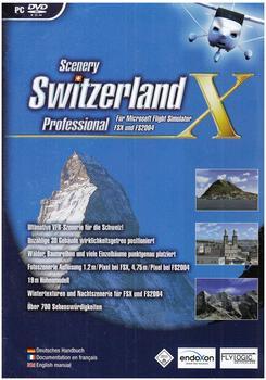 Scenery Switzerland Professional X (Add-On) (PC)
