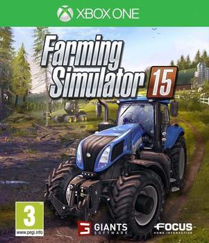 Landwirtschafts-Simulator 15 (Xbox One)
