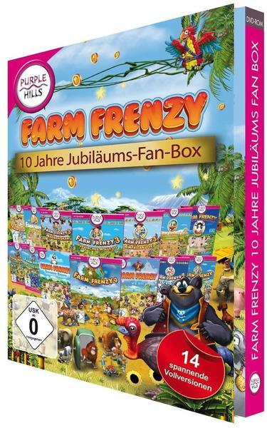 Farm Frenzy: 10 Jahre Jubiläums-Fan-Box (PC)