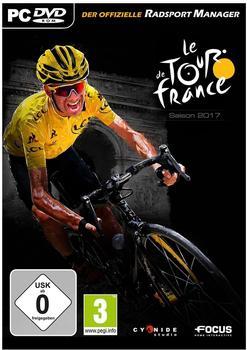 Le Tour de France 2017: Der offizielle Radsportmanager (PC)