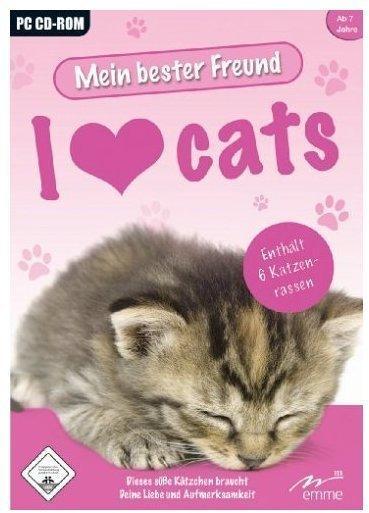 Mein bester Freund: I love cats (PC)