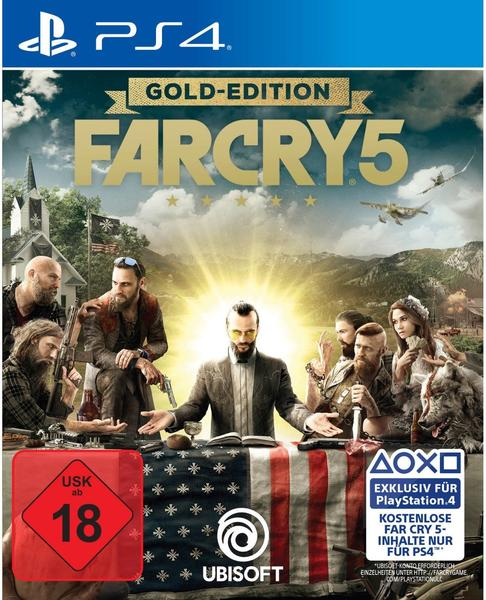 Far Cry 5: Gold Edition (PS4)