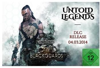 Daedalic Entertainment Blackguards - Untold Legends (Download) (PC)