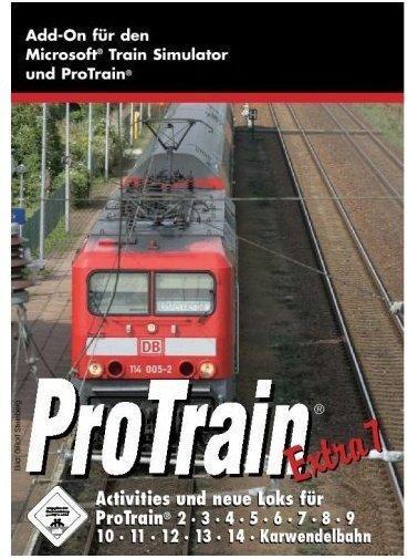 ProTrain Extra 7 (Add-On) (PC)