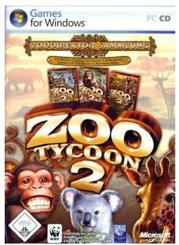 Microsoft Zoo Tycoon 2 - Complete Collection