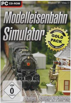 Modelleisenbahn Simulator: Gold Pack (PC)