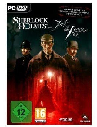 Focus Home Interactive Sherlock Holmes jagt Jack the Ripper (PC)