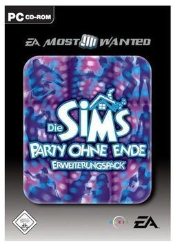 EA GAMES Die Sims Party ohne Ende (EA Most Wanted)
