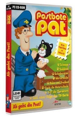 EMME Postbote Pat - Ab geht die Post!