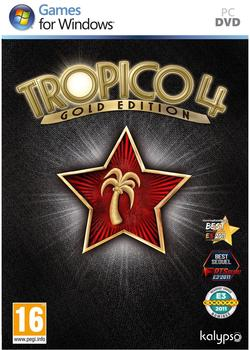 Kalypso Tropico 4 - Gold Edition (PEGI) (PC)