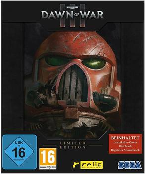 Warhammer 40000: Dawn of War III - Limited Edition (PC)