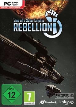 Sins of a Solar Empire: Rebellion (PC)