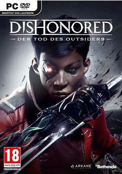 BETHESDA Dishonored: Der Tod des Outsiders (PC)