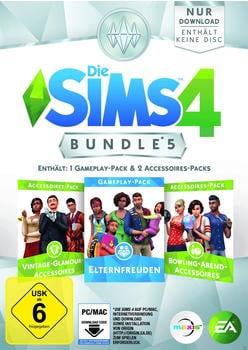 Electronic Arts Die Sims 4 - Bundle 5 (Add-On) (Download) (PC/Mac)