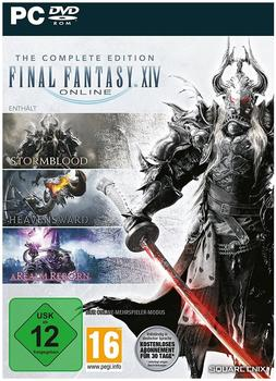 Final Fantasy XIV: The Complete Edition (A Realm Reborn + Heavensward+ Stormblood) (PC)