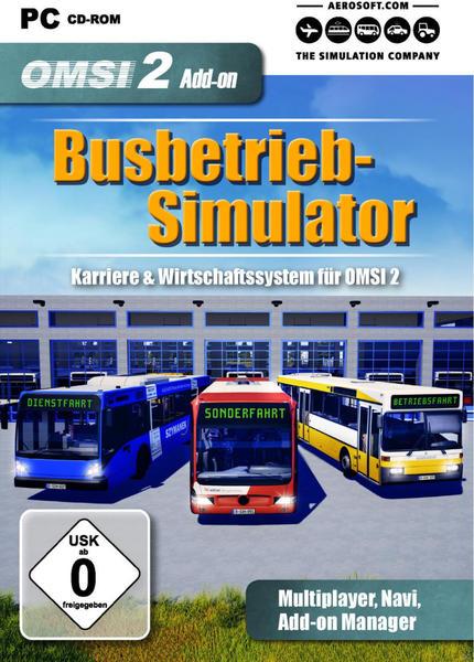OMSI 2: Busbetrieb-Simulator (Add-On) (PC)