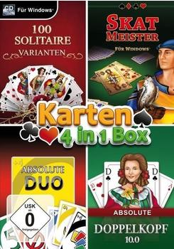 Karten 4in1 Box (PC)