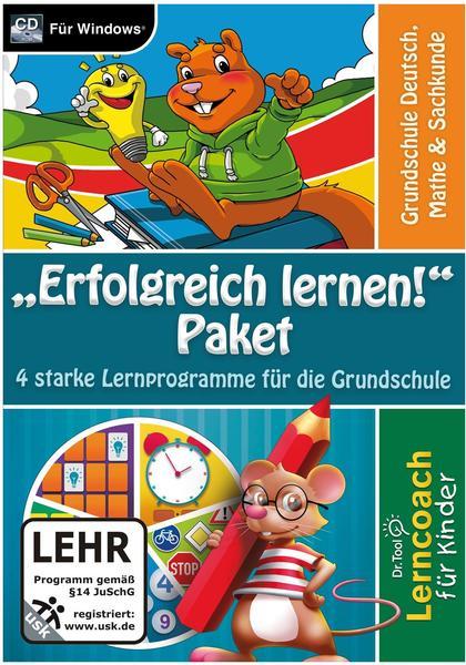magnussoft Dr. Tool Lerncoach für Kinder: Erfolgreich lernen! Paket