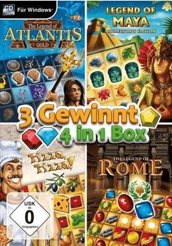 3 Gewinnt 4in1 Box (PC)