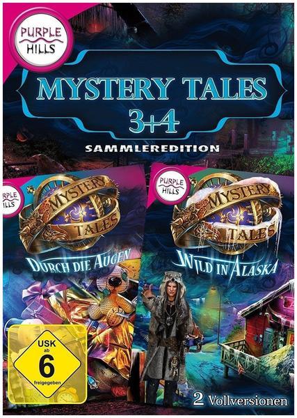 Mystery Tales 3+4: Sammleredition - Durch die Augen + Wild in Alaska (PC)