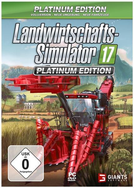 Landwirtschafts-Simulator 17 - Platinum Edition (PC)