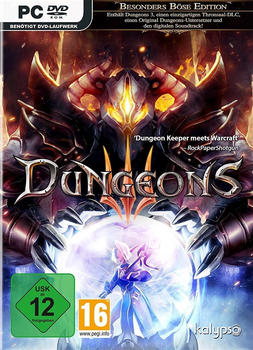 Dungeons 3: Besonders Böse Edition (PC)