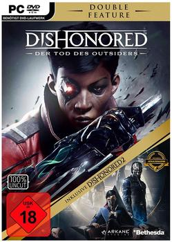 Dishonored: Der Tod des Outsiders + Dishonored 2: Das Vermächtnis der Maske - Double Feature (PC)