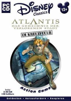 Disney Atlantis: Das Geheimnis der verlorenen Stadt - Im Kreuzfeuer