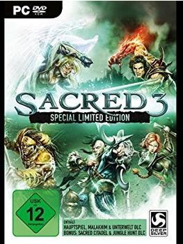 Sacred 3: Special Limited Edition (PC)