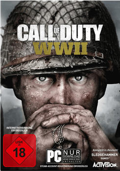 Activision Call of Duty: WWII (PEGI) (PC)