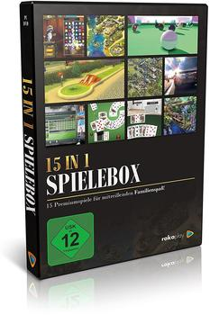 15 in 1 Spielebox (PC)