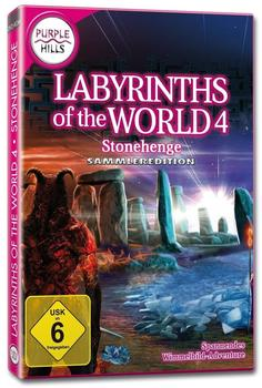 Labyrinth of the World: Stonehenge (PC)