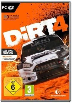 DiRT 4: Day One Edition + Steelbook (PC)