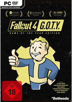 BETHESDA Fallout 4 - Game of the Year Edition (Download) (PC)
