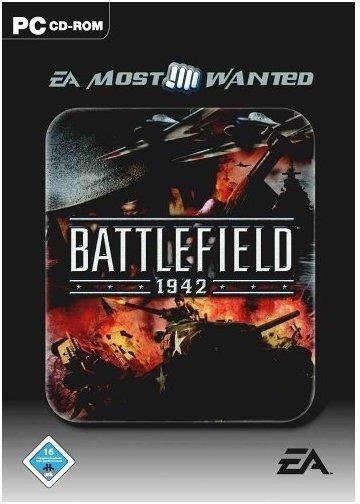 EA GAMES Battlefield 1942 - EA Most Wanted