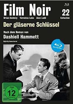 Der gläserne Schlüssel (Film Noir Collection #22)