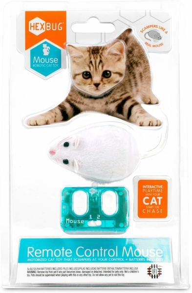 Hexbug Remote Control Mouse Control Cat Toy