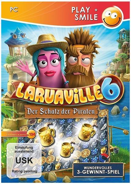 LaruaVille 6: Der Schatz der Piraten (PC)