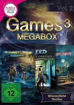 Games³ Megabox Vol. 2 (PC)