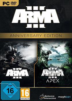 ArmA III: Anniversary Edition (PC)