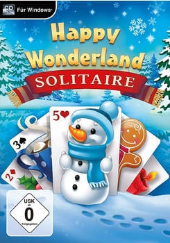 Magnussoft Happy Wonderland Solitaire (PC)